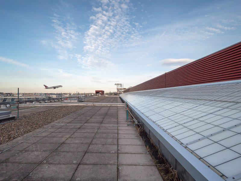 Kalwall Heathrow Terminal 4