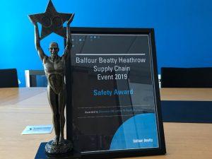 Kalwall Safety Award